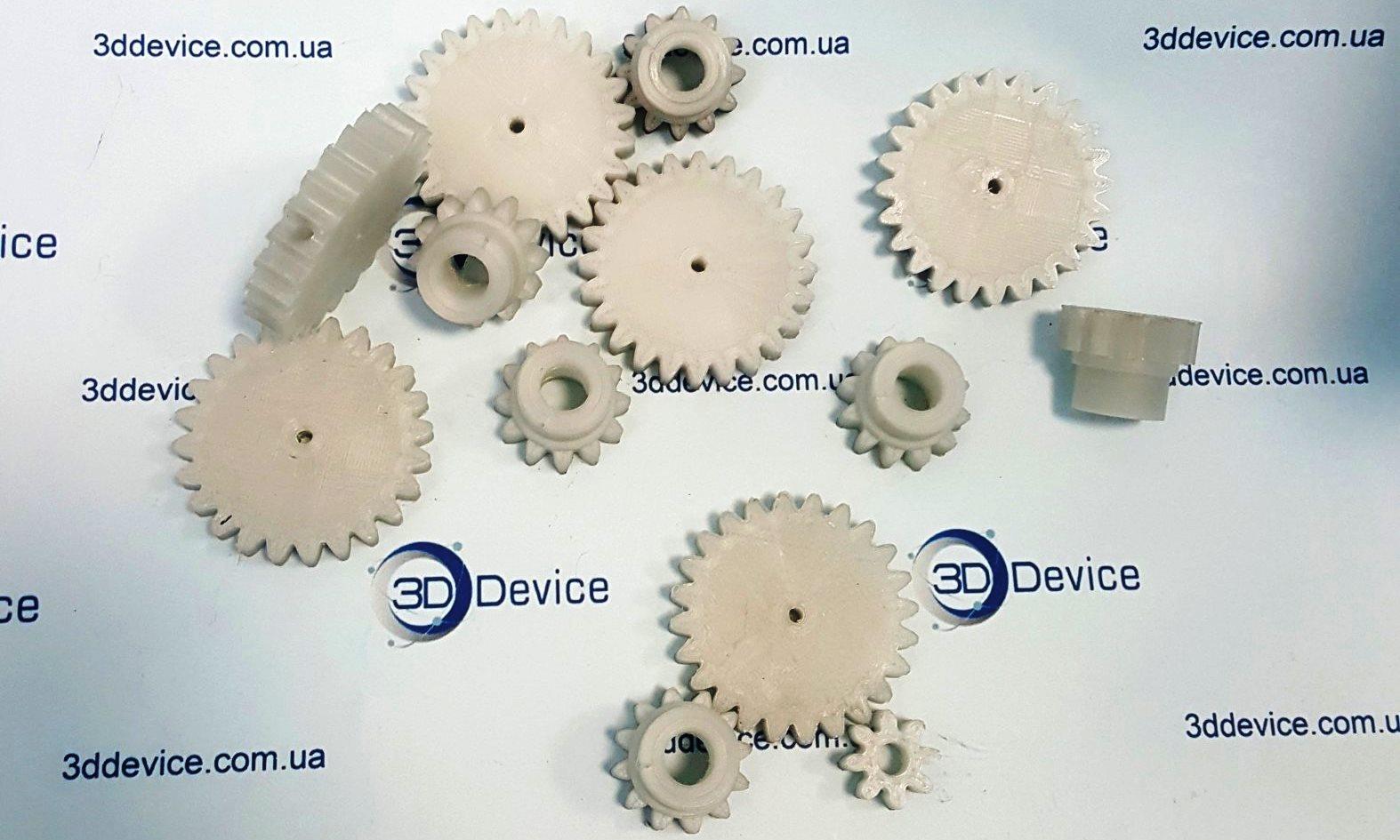 Точная 3d-печать изделий сложной формы (фотография носит характер иллюстрации, источник: 3d печать Украина)