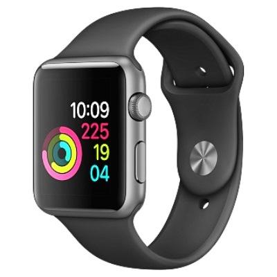 дисплеи и процессоры Apple - умные часы