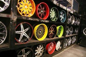 Автомобильные шины и диски: как распознать подделку литых дисков?