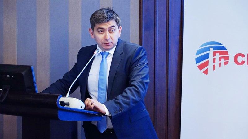 """Санджар Тургунов на конференции """"Моторные топлива 2018"""""""