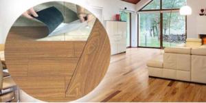 Виниловая плитка ART TILE - новое напольное покрытие!