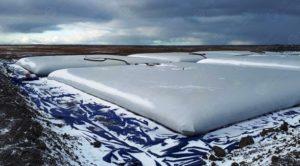 Нефтетанк - быстровозводимый мягкий резервуар (ликбез производителя)