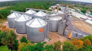 Зерновой элеватор (конструкция, монтаж, виды)