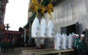 Оборудование для производства минеральных удобрений (особенности монтажа)