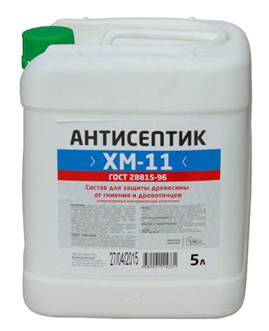 антисептик ХМ-11