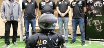 Роботы, напечатанные на 3d-принтере заняли 3 место на чемпионате мира по футболу!