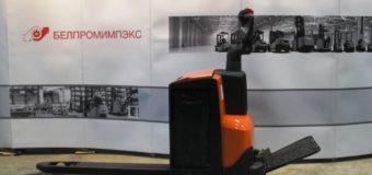 Белпромимпэкс: Ричтраки – специализированная техника на складе