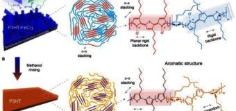 Новый изотропный теплопроводящий полимер разработали в США