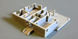 Практика применения: 3D-принтер помогает проектировать дома