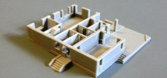 Как 3D-принтер помогает проектировать дома и конструкции