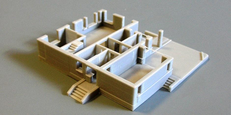 Читайте о том, как 3D-принтер помогает проектировать дома в статье пользователя 3д тудей с фотографиями и комментариями на 3d.MPlast.by