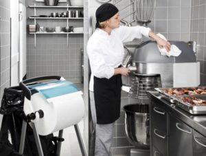 Моющие средства на предприятиях общественного питания (мнение)