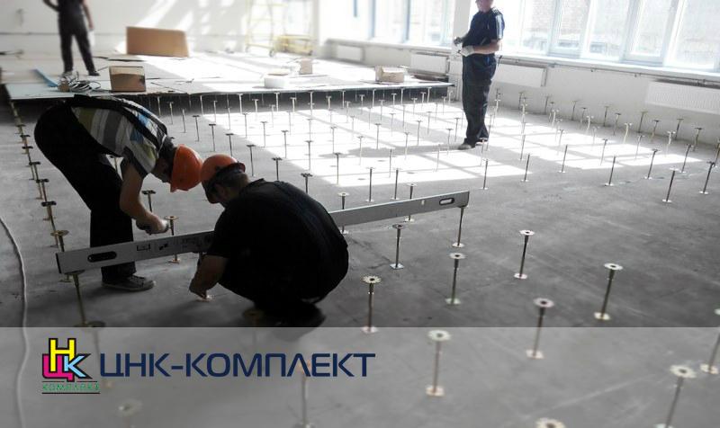 ЦНК-Комплект — белорусская строительная компания, специализирующаяся на устройстве различных типов напольных покрытий. О компании, продукции, контакты