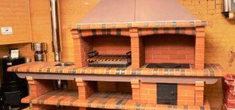 Кирпичный мангал своими руками: конструкция, фотографии, руководство