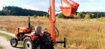 Мини-трактора Уралец (особенности и преимущества от поставщика)