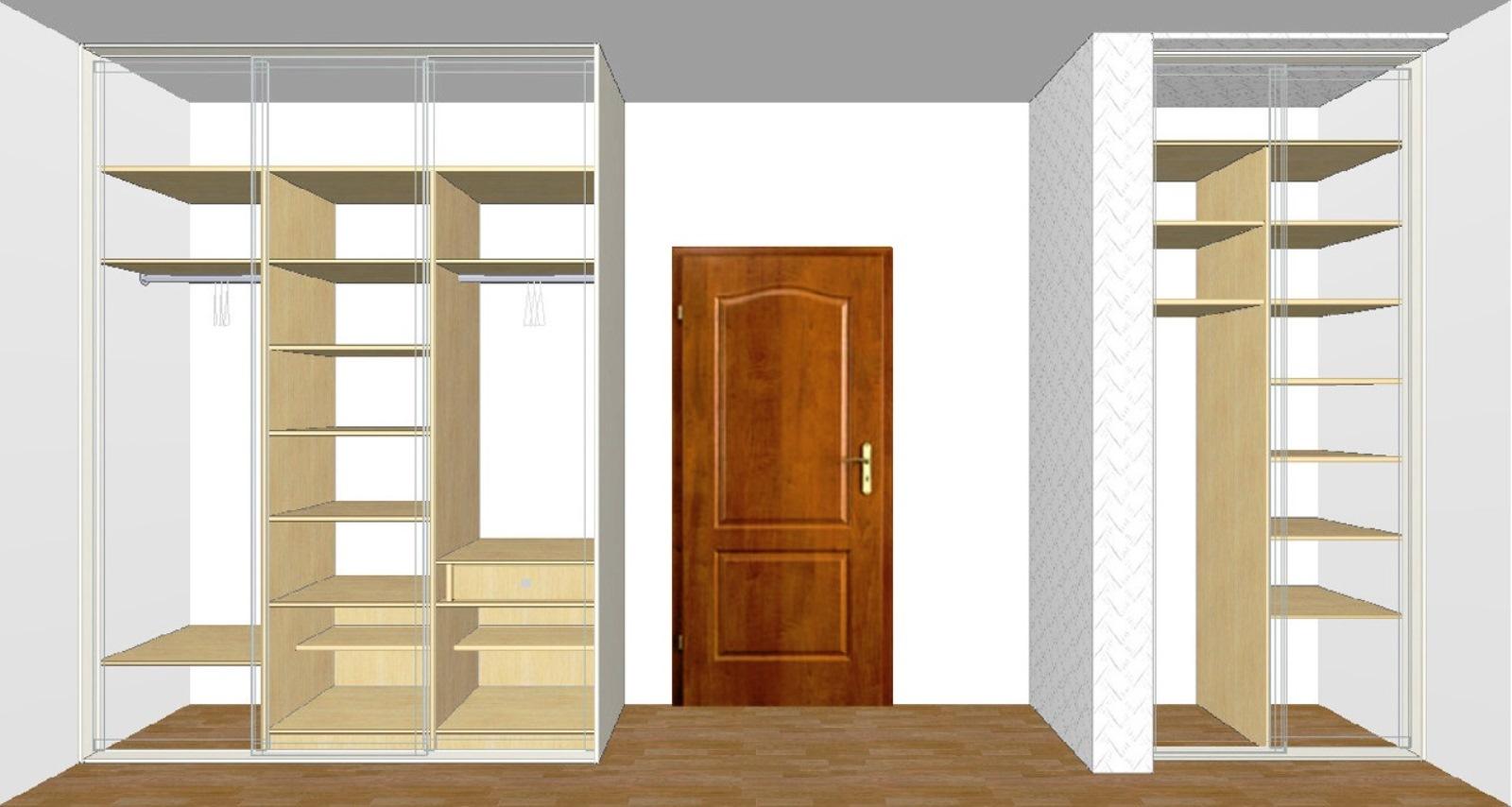 проект шкафа-купе: простые, но обязательные советы