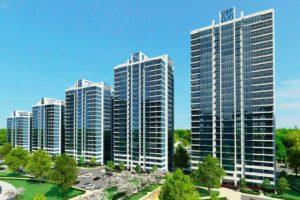 Новые акции в жилых комплексах компании Dana Holdings: квартал в стиле приморского города