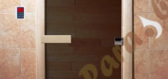 Чем двери в парную должны отличаться от любых других дверей?