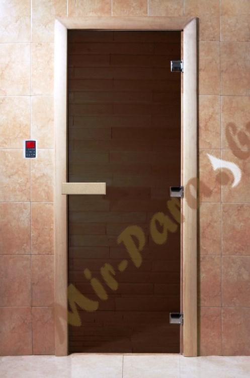 двери в парную комнату