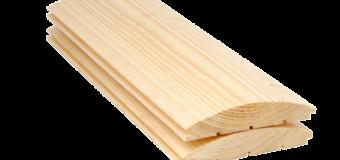 Блок-хаус из сосны: характеристики и преимущества по мнению поставщика