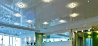 Выбор потолка для жилого помещения (советы поставщика)