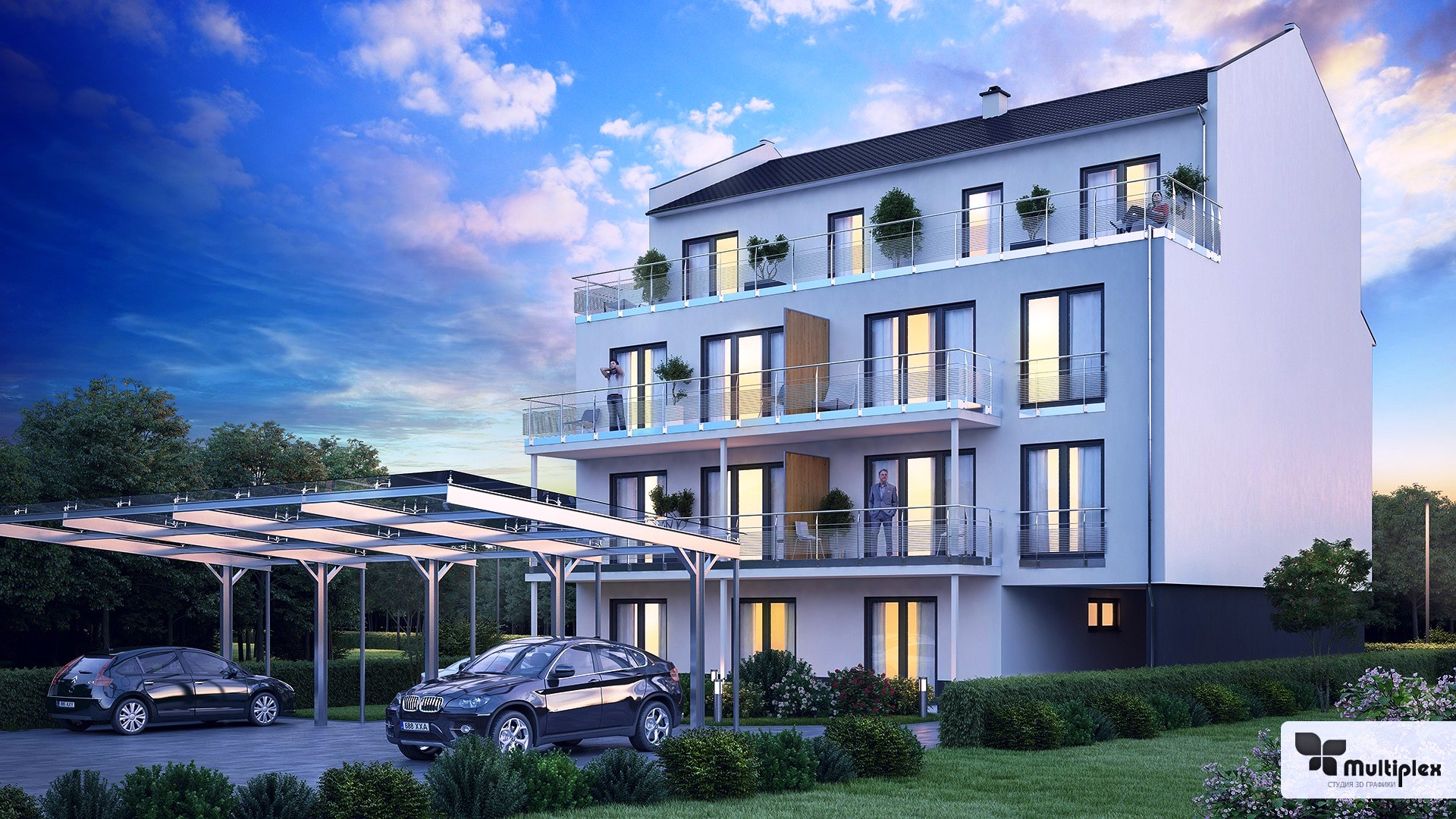 """Стоимость 3D-моделирования объектов, зданий и домов зависит от целого ряда различных факторов. И в этом материале одна из специализированных компаний - студия """"Мультиплекс"""" решила рассказать нашим читателям о том, как у них формируется стоимость упомянутых услуг."""