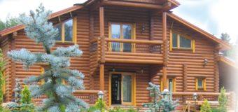 Защита древесных конструкций по американской системе