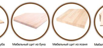 Что из себя представляет мебельный щит и на что обратить внимание при выборе? Мнение специалиста