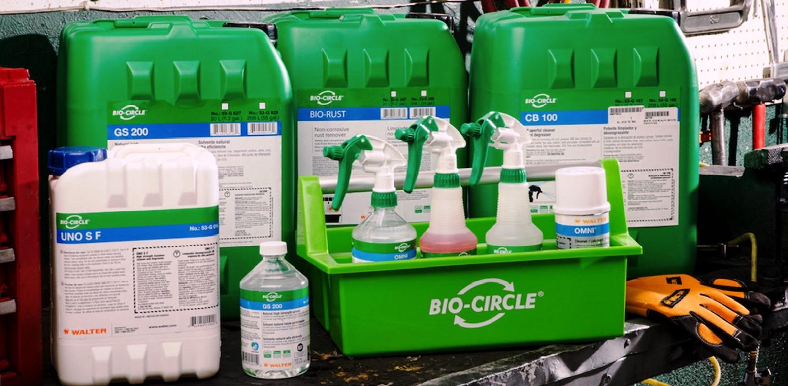 В рамках этого материала поговорим о такой теме, как средства обработки и очистки поверхностей от Bio-Circle. История, продукция, преимущества, видео.