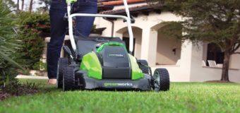 Газонокосилки Greenworks для дома и профессионального использования