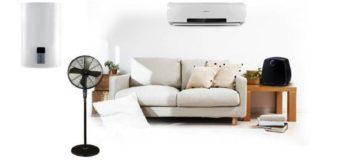Климатическая техника: кондиционирование, очистка воздуха (советы продавца)