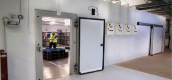 Промышленные морозильные камеры: назначение, конструкция, возможности