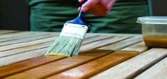 Краска для дерева (акриловая и матовая) – основные преимущества