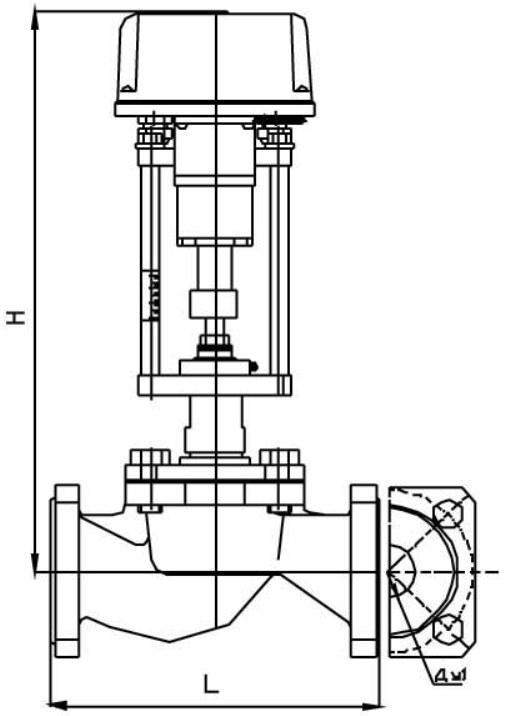 Главное качество отсечного запорного клапана — оперативная реакция. Поэтому качественные запорные арматуры, как правило, оборудуют одной или несколькими пружинами, которые делятся на тарельчатые и винтовые. Чтобы их запустить обычно используется привод. Он может быть пневматическим или электрическим.