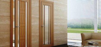 И снова про это: межкомнатные двери из экошпона
