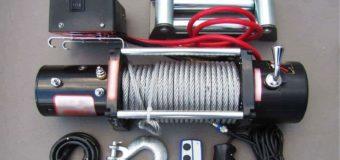 Автомобильные электрические лебедки: особенности, преимущества и разновидности