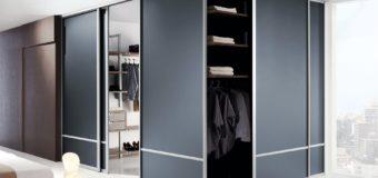 Ликбез: оптимальные размеры для шкафа-купе в спальню