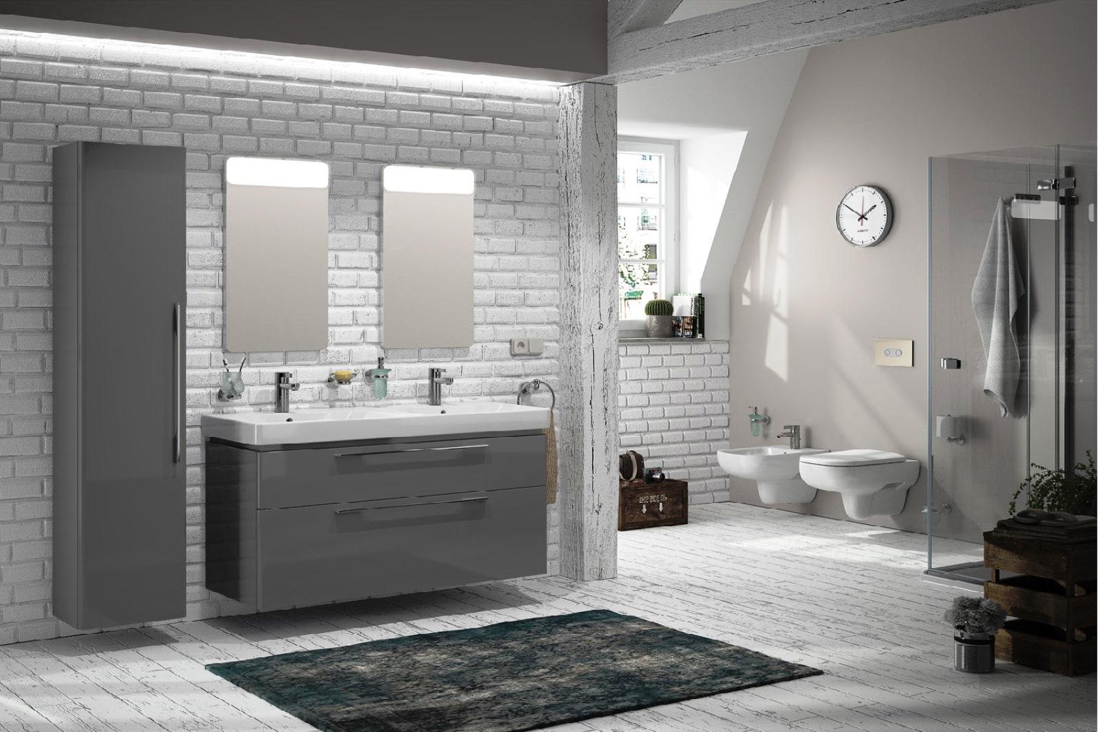 Сейчас расскажем о том, как увеличить пространство в ванной комнате, без потери функциональности и комфорта.