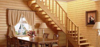 Изготовление деревянных лестниц: виды и особенности