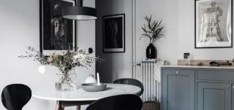Мебель на заказ: черный в тренде