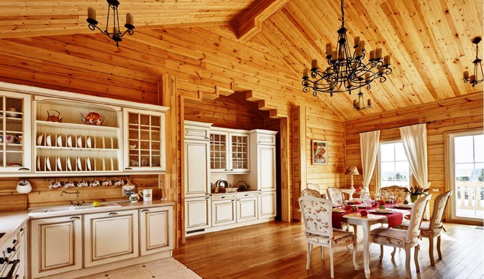 Вагонка для кухни, типы используемой для ее изготовления древесины и особенности материала - тема данного материала. Вот, что они нам рассказали эксперты.