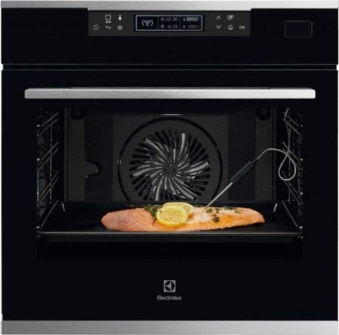 О том, как выбратьдуховой шкаф с учетом собственного кулинарного стиля и сделать это с выгодой для себя рассказывает представитель Electrolux в Беларуси