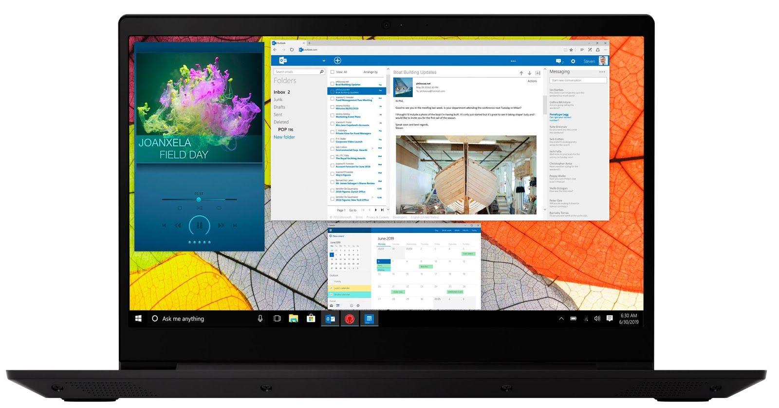 Обзор актуальных продуктов Lenovo в Беларуси: Legion для киберспорта; ThinkPad для успешного бизнеса; YOGA для креативных и Lenovo ideapad для всех.