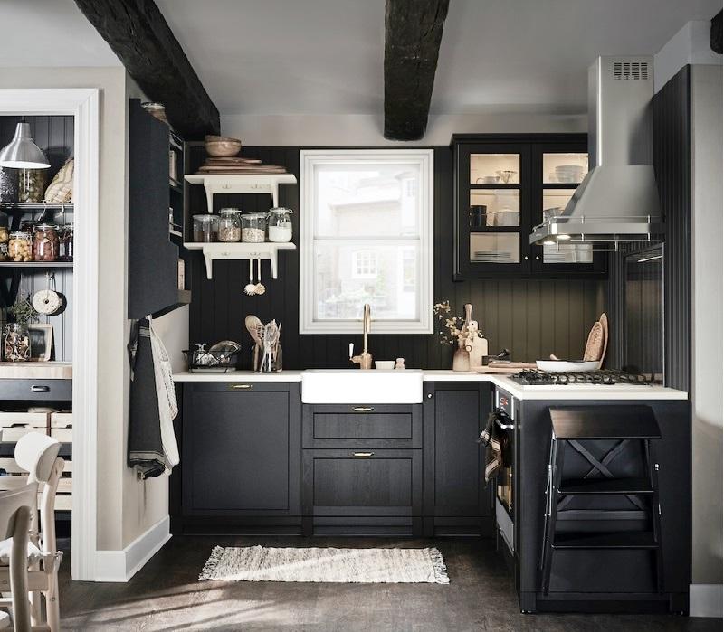Дизайн кухни: как сделать мою маленькую кухню больше, увеличивая при этом пространство для приготовления пищи и развлечений?