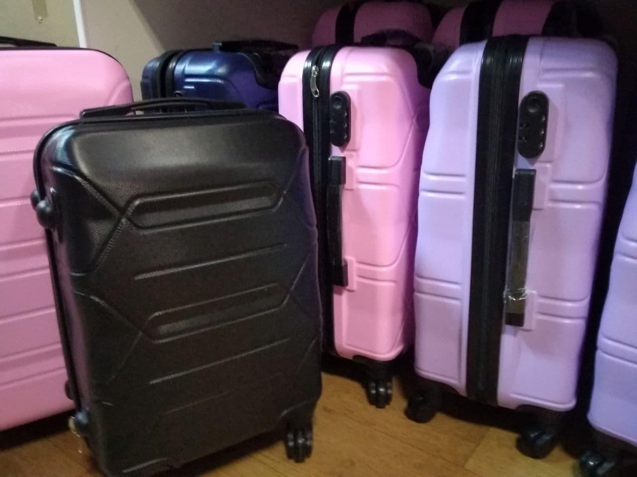 Топ Тревел чемоданы из АБС-пластика магазин в Минске