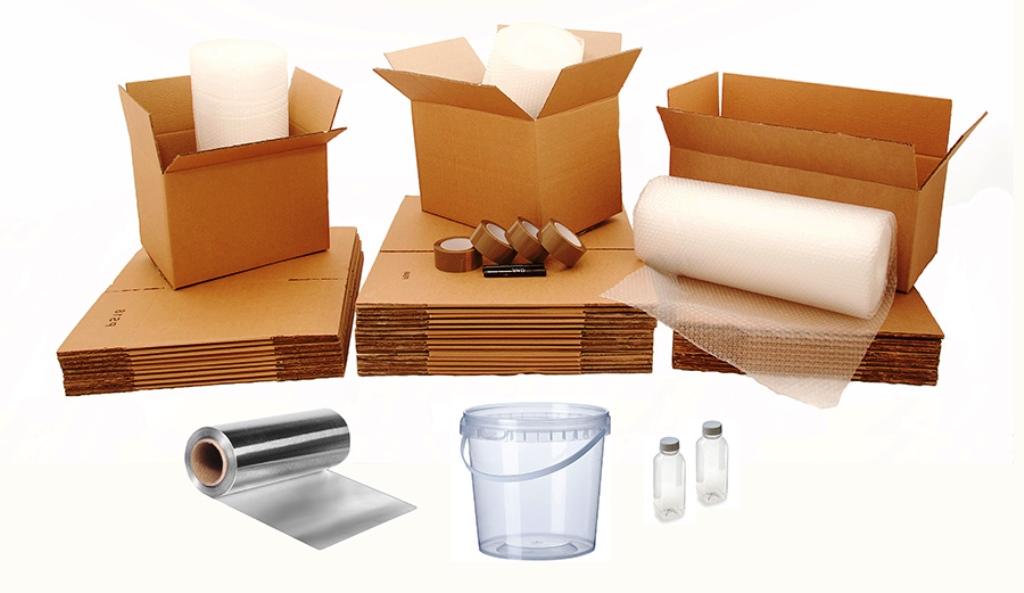 Виды упаковочных материалов, их характеристики и особенности использования