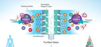 Созданы мембраны обратного осмоса, стойкие к воздействию хлора