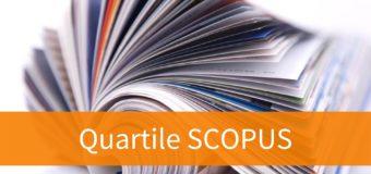 Как определить квартиль научных журналов?