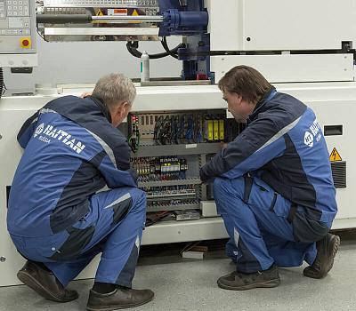 Техническое обслуживание термопластавтомата - залог его эффективной и многолетней работы. Такое мнение высказываю все профильные специалисты